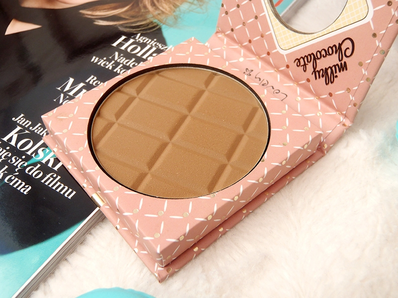 Milky Chocolate, czekoladka brązująca