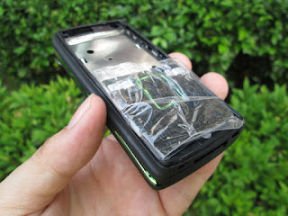Casing Hape Jadul Sony Ericsson K850 New Fullset
