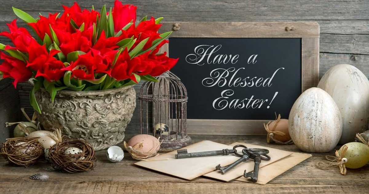 Easter Blessings Images Pictures Photos Download