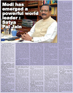 INTERVIEW: 'Modi has emerged a powerful world leader: Satya Pal Jain'