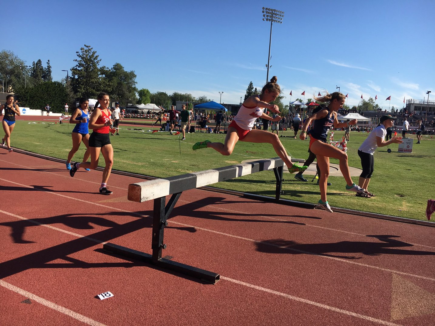 Bryan Clay Invitational: Women's steeplechase results