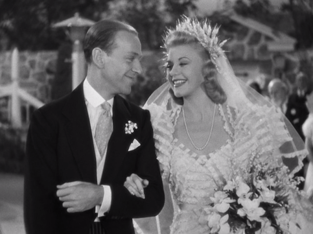 Ginger Wreaks Havoc And Wins Fred In Carefree 1938