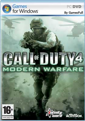 Call Of Duty 4 Modern Warfare PC [Full] Español [MEGA]
