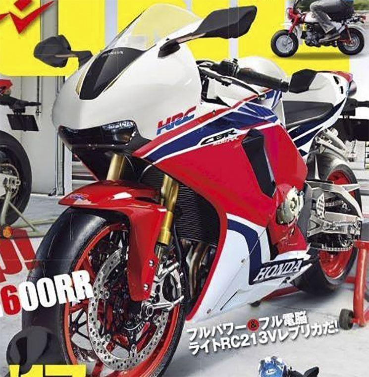 2019 Honda Cbr600rr Ms Blog