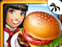 Cooking Fever v5.0.0 MOD APK for Android (Unlimited Money+Gems)
