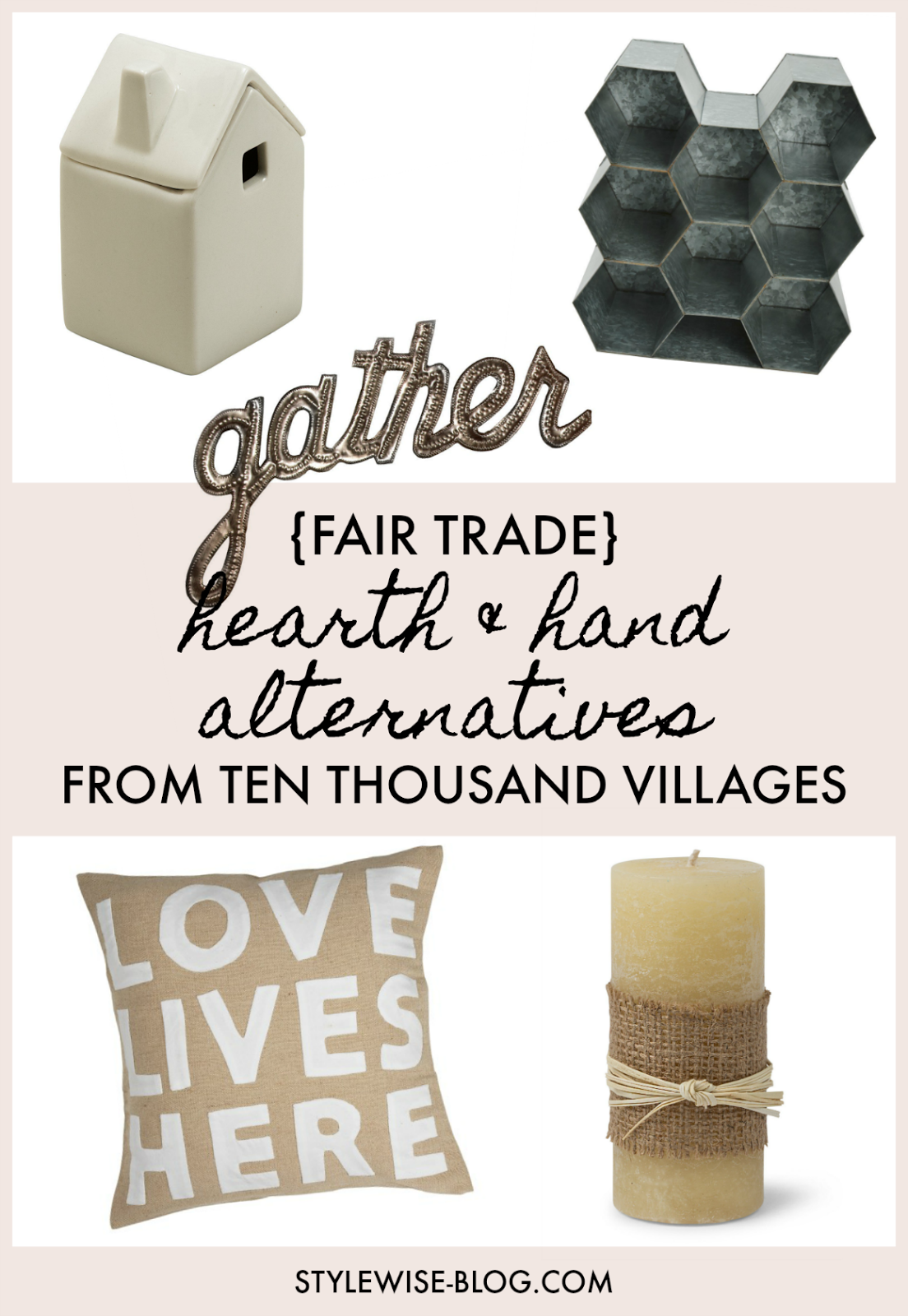 ethical fair trade alternatives to Hearth and Hand from Ten Thousand Villagesethical fair trade alternatives to Hearth and Hand from Ten Thousand Villages