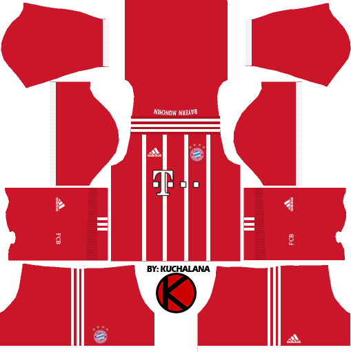divisa FC Bayern München 2018