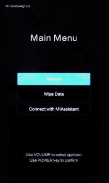 Cara Masuk Recovery Xiaomi