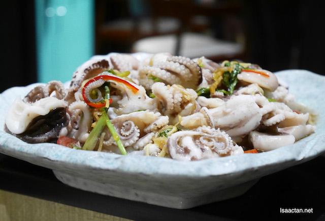 Simmer Huang Octopus