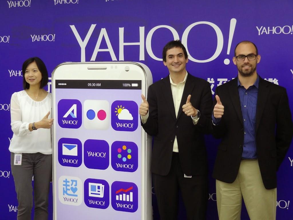 Yahoo行動發展策略,著重搜尋、通訊、Aviate三大趨勢