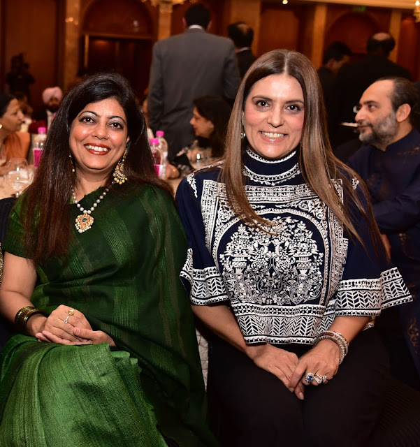 Renu shahnawaz Hussain & Renu Tandon
