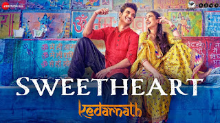 Sweetheart Lyrics | Kedarnath | Dev Negi | Amit Trivedi | Amitabh Bhattacharya