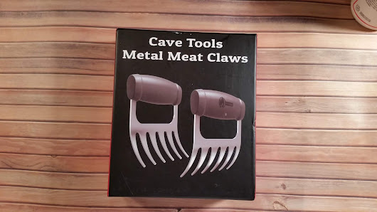 Metal Meat Claws via @CaveTools Product Review