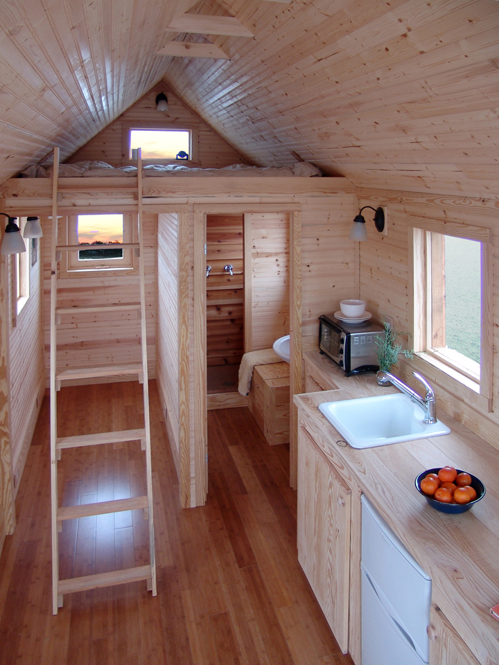 Another Tiny House Story: Dear Google Sketchup, I Am In