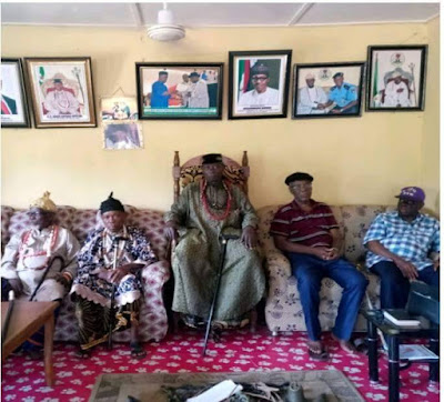 Okon Clan Council commends Governor Udom * Insists on zoning BY NSEOBONG DAVID