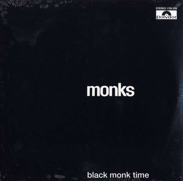 The Black Time Monk Monks 37