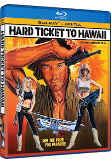 Blu-ray Review: Hard Ticket To Hawaii
