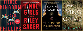 14 Standalone Thrillers for Summer 2017