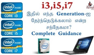 Intel Core i3, i5 ,i7 Processor Explained, Complete Guidance in Choosing the best