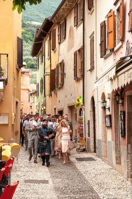 Viaje Italia Lago di Garda Malcesine