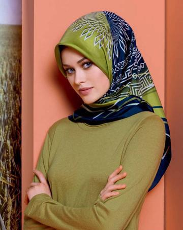 Koleksi Hijab Turki Terbaik Awal Tahun 2017