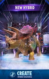 Jurassic World™ Alive Hack MOD APK