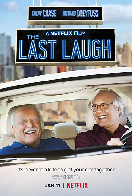 The Last Laugh 2019 Netflix movie poster