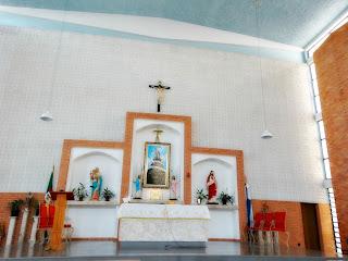 Altar da Igreja Nossa Senhora do Líbano, Porto Alegre