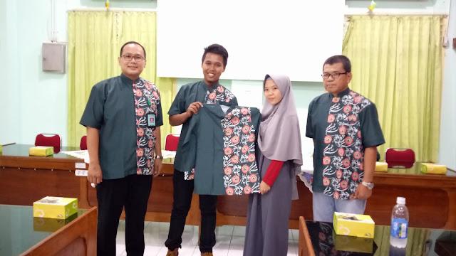 Batik Pertanian (BAPER) Resmi Diluncurkan Menjadi Batik Fakultas Pertanian oleh Dekan Fakultas Pertanian UNIB