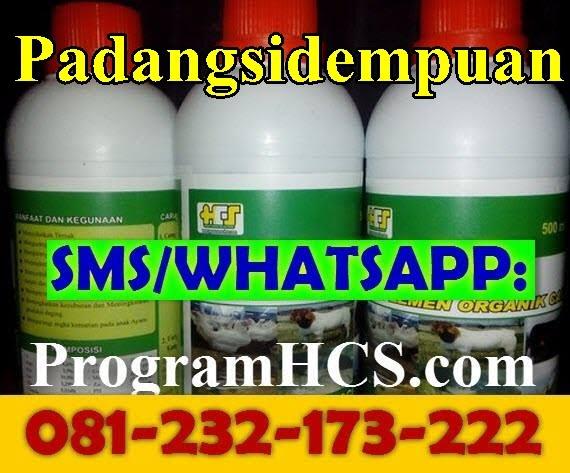 Jual SOC HCS Padangsidempuan