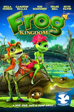 Frog Kingdom 2013 Dual Audio 300MB Hindi Download HD 480P at movies500.me