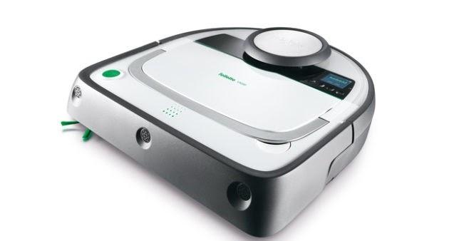 REVIEW Vorwerk Kobold VR200 Robot Vacuum Cleaner  The