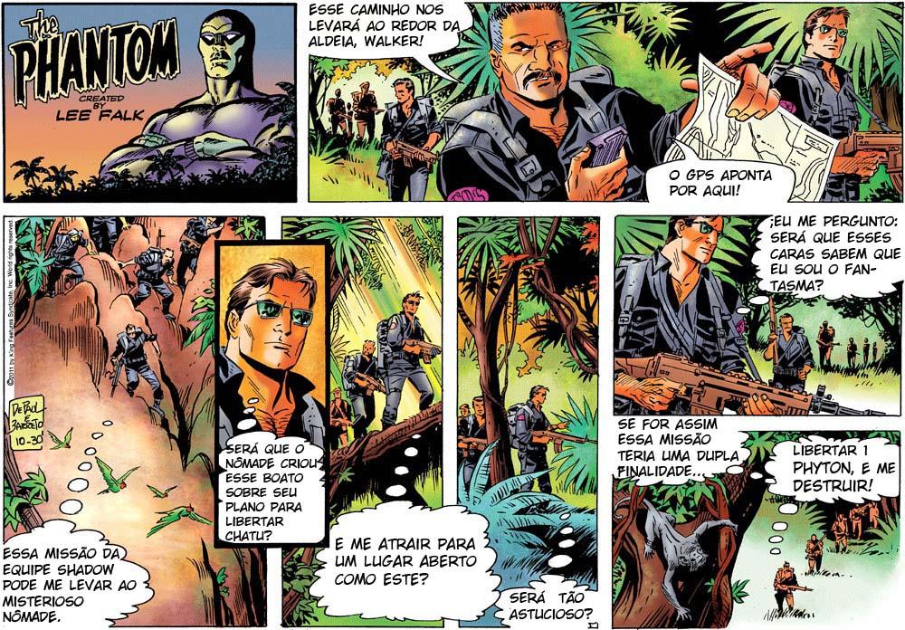 O Fantasma - Suplemento Dominical 006