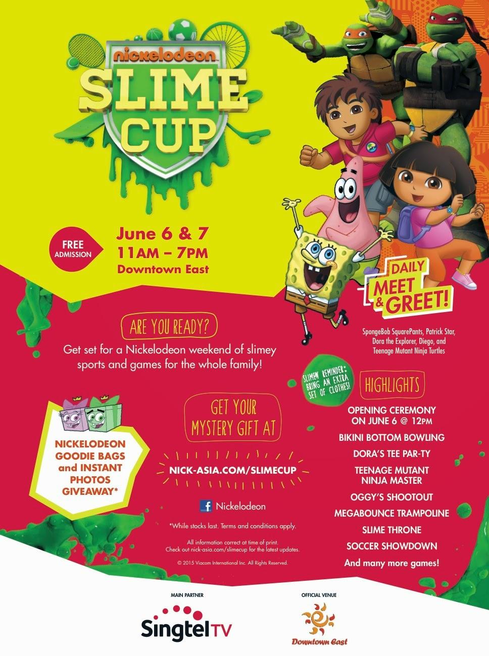 Nickelodeon Asia : nickelodeon, NickALive!:, Nickelodeon, Announces, Slime