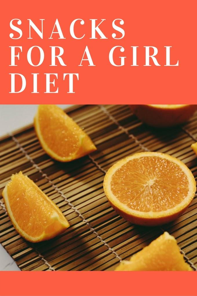 Girl Diet Snacks