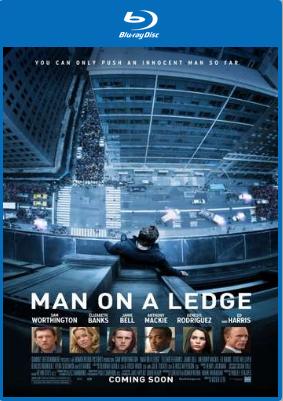Man on a Ledge 2012 Hindi Dual Audio 450MB BluRay 720p ESubs HEVC