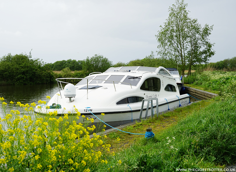 Boating Holiday on The Norfolk Broads with Herbert Woods