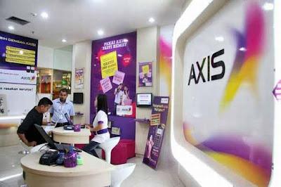 Cara Registrasi Kartu Axis