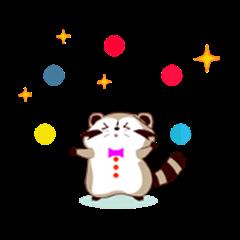 North American Raccoon (V11-Theme Park)