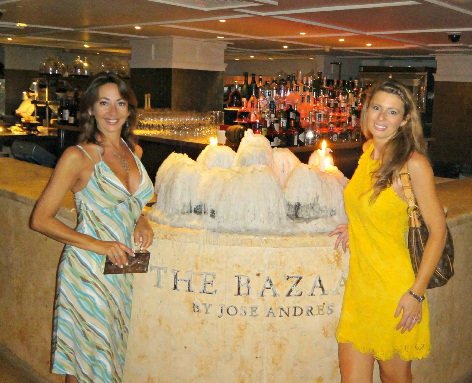 Review Of The Bazaar South Beach
