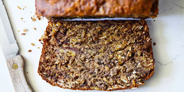 Gluten free banana bread is delicious and easy to make. It's a fall baking favorite!