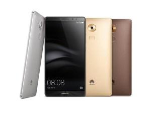 مجموعه من التحديثات و الرومات الرسمية لهاتف Huawei Mate 8
