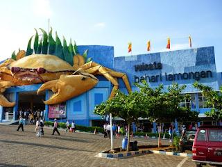 Daftar tempat pariwisata rekreasi di Lamongan