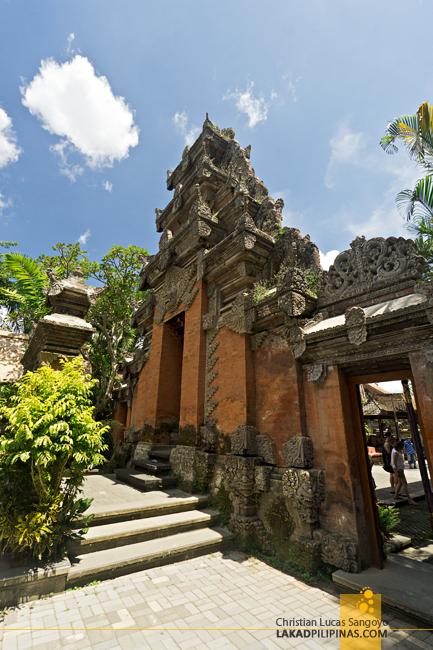 Ubud Royal Palace Bali