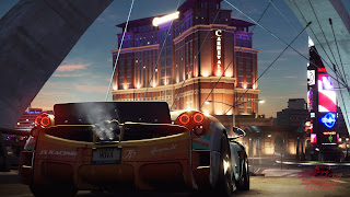 Need for Speed Payback PC Wallpaper