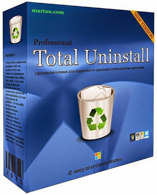 Download Total Uninstall Pro 6.4.1 + Crack