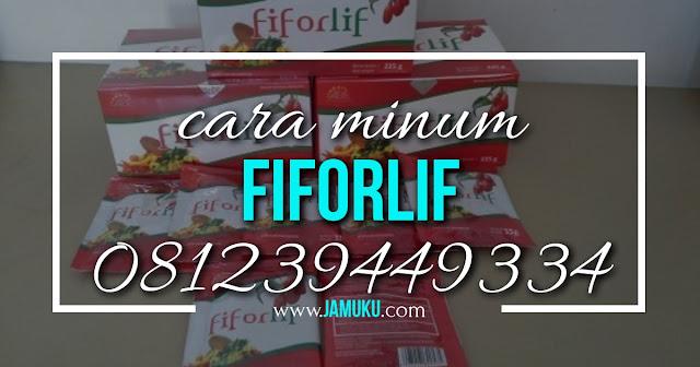aturan minum fiforlif untuk penderita maag