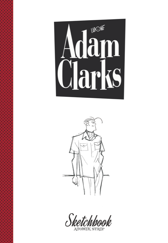Sketchbook Adam Clarks