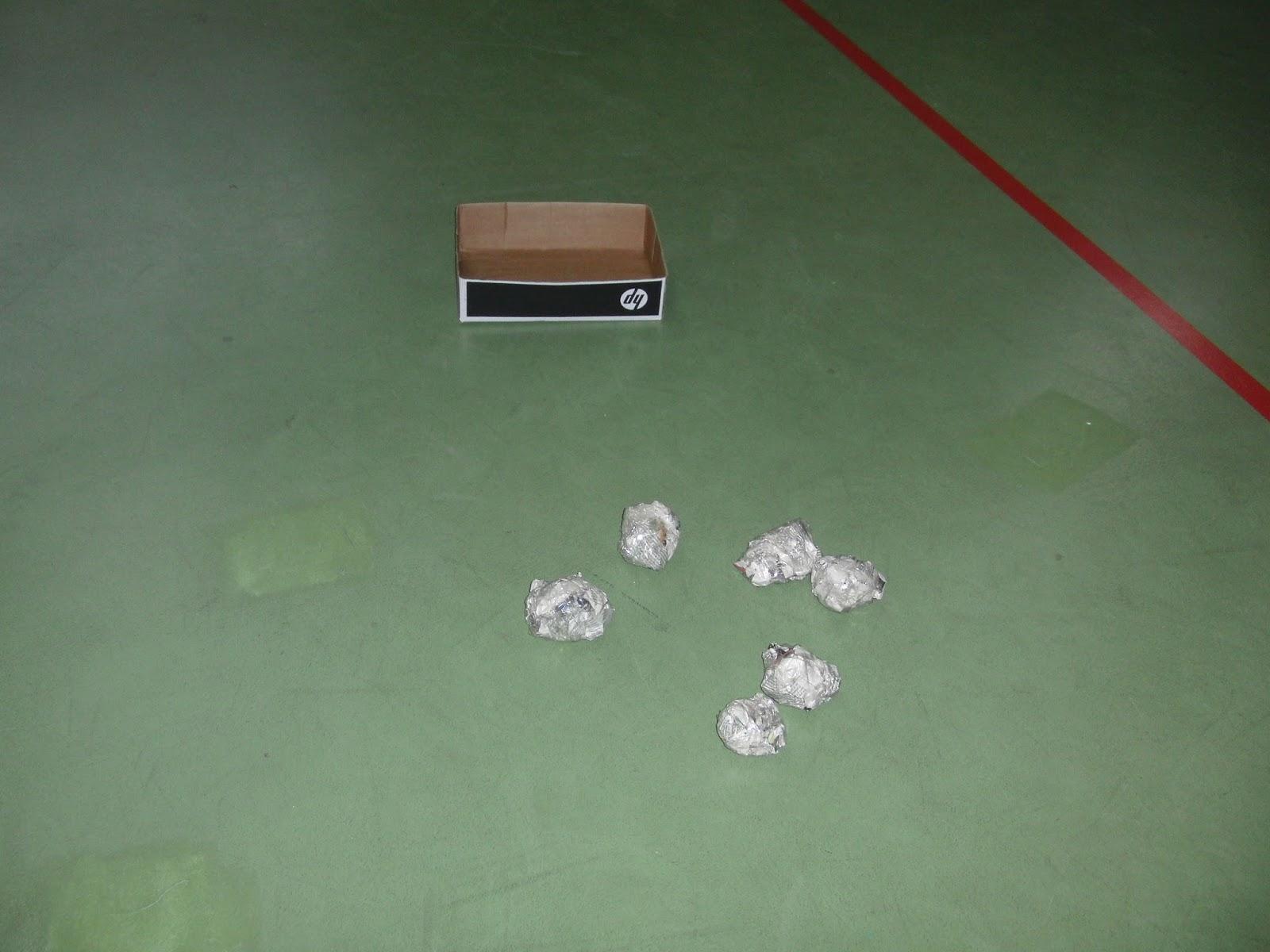 Educacion Fisica Juegos Con Material Reciclable
