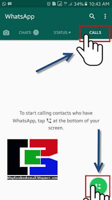langlah cara melakukan video call di WA